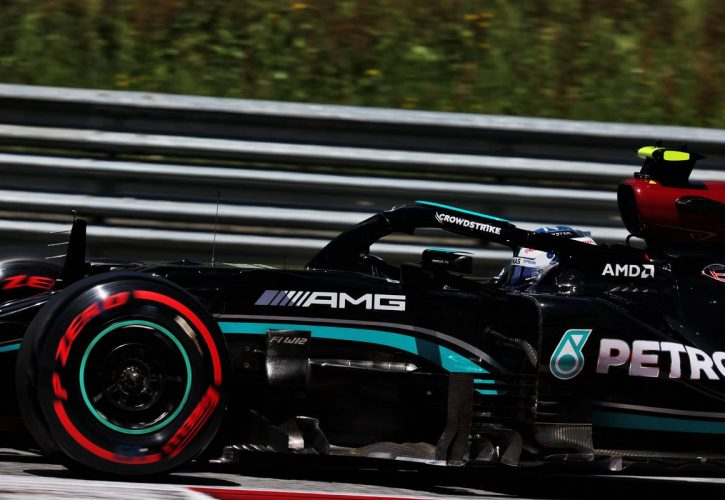Valtteri Bottas (FIN) Mercedes AMG F1 W12. 03.07.2021. Formula 1 World Championship, Rd 9, Austrian Grand Prix, Spielberg