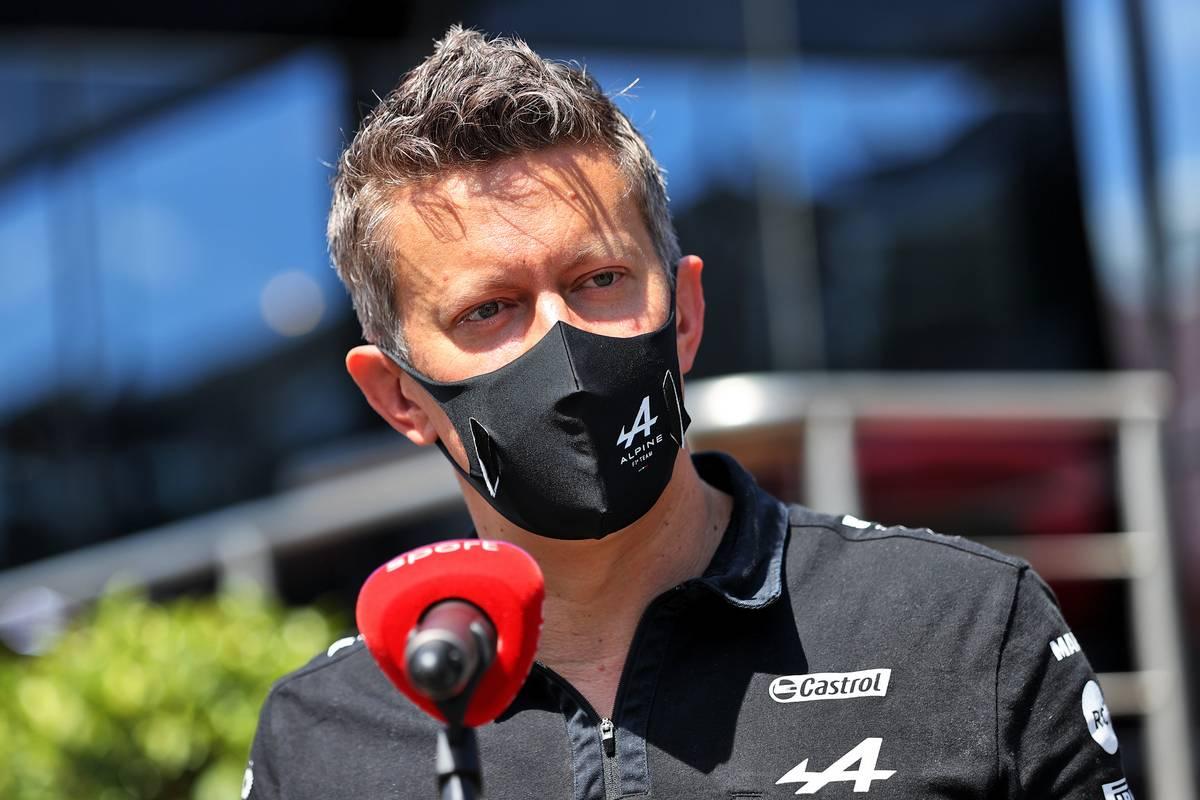 Marcin Budkowski (POL) Alpine F1 Team Executive Director. 03.07.2021. Formula 1 World Championship, Rd 9, Austrian Grand Prix, Spielberg