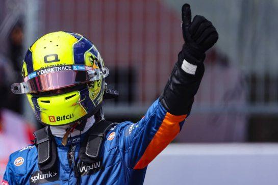 Lando Norris (GBR), McLaren F1 Team 03.07.2021. Formula 1 World Championship, Rd 9, Austrian Grand Prix, Spielberg, Austria, Qualifying Day.- www.xpbimages.com, EMail: requests@xpbimages.com © Copyright: Charniaux / XPB Images