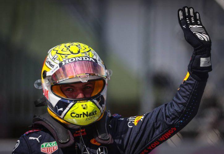 Max Verstappen (NLD), Red Bull Racing 03.07.2021. Formula 1 World Championship, Rd 9, Austrian Grand Prix, Spielberg