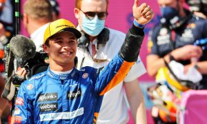 Norris 'gutted' to miss out on pole in Austria