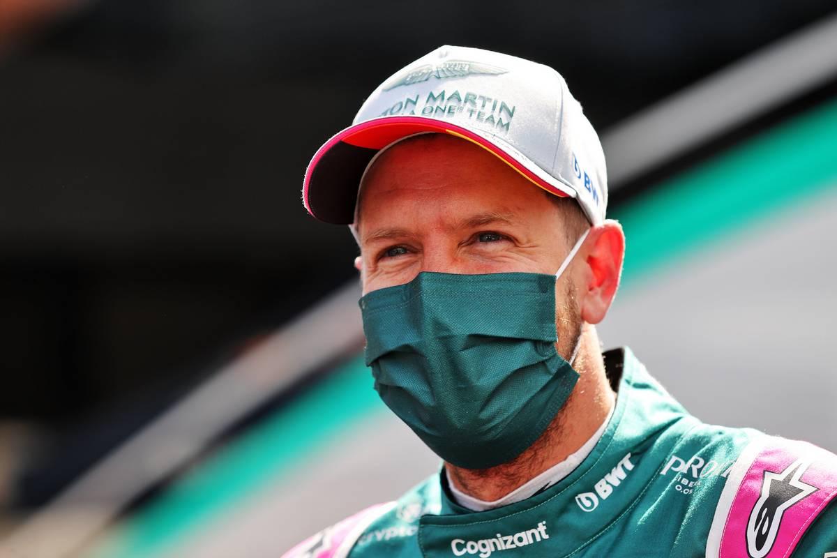 Sebastian Vettel (GER) Aston Martin F1 Team. 03.07.2021. Formula 1 World Championship, Rd 9, Austrian Grand Prix, Spielberg
