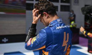McLaren admits 'fundamental risk' to Norris