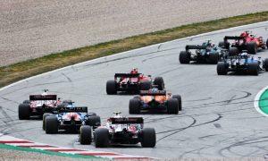 2021 Austrian Grand Prix - Race results