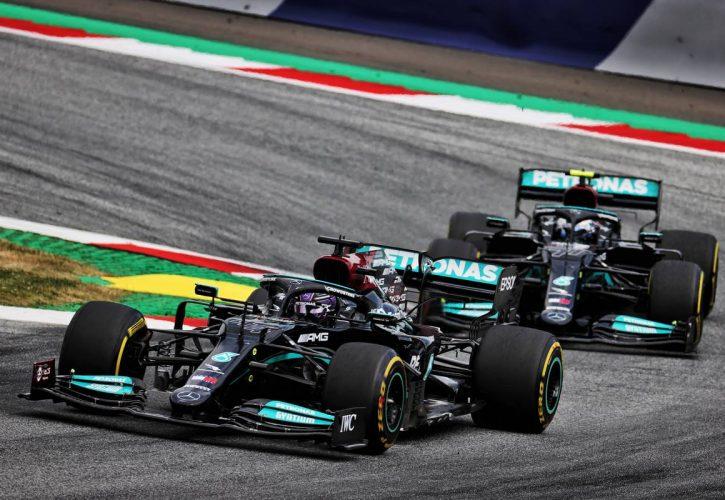 Lewis Hamilton (GBR) Mercedes AMG F1 W12. 04.07.2021. Formula 1 World Championship, Rd 9, Austrian Grand Prix, Spielberg,