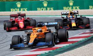 Ricciardo 'annoyed some people' in Austrian GP battles