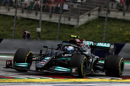 Valtteri Bottas (FIN) Mercedes AMG F1 W12. 04.07.2021. Formula 1 World Championship, Rd 9, Austrian Grand Prix, Spielberg, Austria, Race Day. - www.xpbimages.com, EMail: requests@xpbimages.com © Copyright: Batchelor / XPB Images