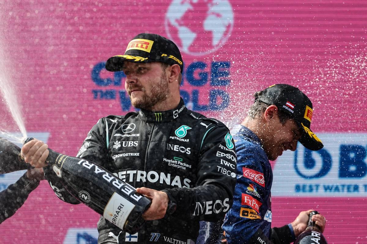 Valtteri Bottas (FIN), Mercedes AMG F1 04.07.2021. Formula 1 World Championship, Rd 9, Austrian Grand Prix, Spielberg