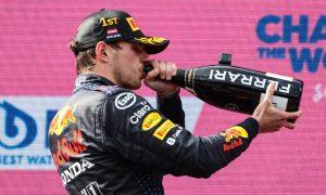 Verstappen 'amazed' by 'pretty insane' dominant win