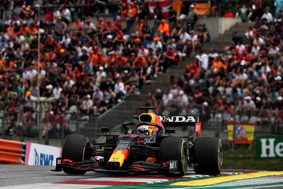 Max Verstappen (NLD) Red Bull Racing RB16B. 04.07.2021. Formula 1 World Championship, Rd 9, Austrian Grand Prix, Spielberg