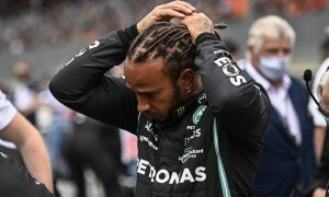 Wolff reveals cause and effect of Hamilton's downforce loss