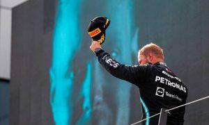 Bottas 'deserves greater credit' for Mercedes job - Hakkinen