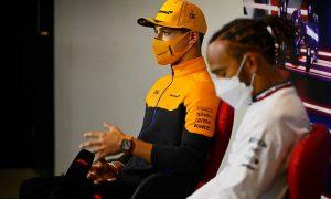 Hamilton, Norris defend 'Drive to Survive' after Verstappen snub