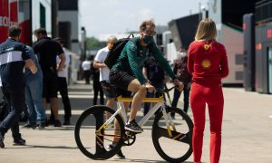 British GP: Friday's action in pictures