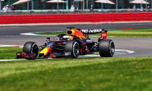 Verstappen comfortably fastest in British GP first practice