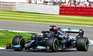 2021 British Grand Prix - Qualifying results