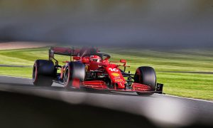 Leclerc 'very happy' with fourth in 'trickier' qualifying