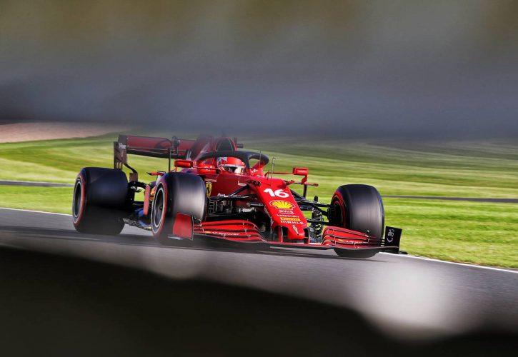 Charles Leclerc (MON) Ferrari SF-21. 16.07.2021. Formula 1 World Championship, Rd 10, British Grand Prix, Silverstone