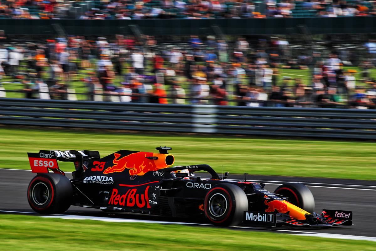 Max Verstappen (NLD) Red Bull Racing RB16B. 16.07.2021. Formula 1 World Championship, Rd 10, British Grand Prix, Silverstone