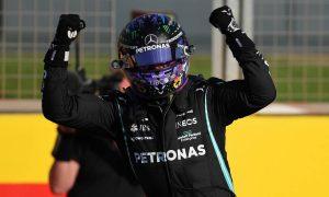 Hamilton 'left no stone unturned' in fight for P1