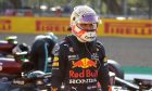 Max Verstappen (NLD) Red Bull Racing in qualifying parc ferme. 16.07.2021. Formula 1 World Championship, Rd 10, British Grand Prix, Silverstone