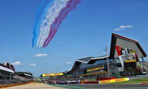2021 British Grand Prix - Race results