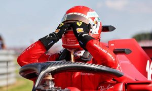 'I gave all of me', says Leclerc of surprise second