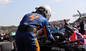Norris disappointed to lose out on home podium