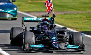 British GP: Sunday's action in pictures