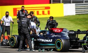 Red flag saved Hamilton from certain DNF – Mercedes