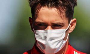Jock Clear backs Charles Leclerc for a world title fight