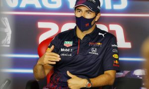 Perez 'comfortable' with prospects of keeping Red Bull seat