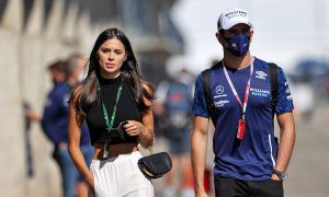 Hungarian GP: Friday's action in pictures