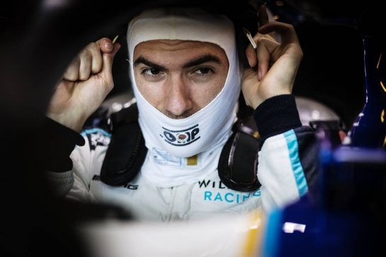 Nicholas Latifi (CDN) Williams Racing FW43B. 30.07.2021. Formula 1 World Championship, Rd 11, Hungarian Grand Prix, Budapest, Hungary, Practice Day. - www.xpbimages.com, EMail: requests@xpbimages.com © Copyright: Bearne / XPB Images