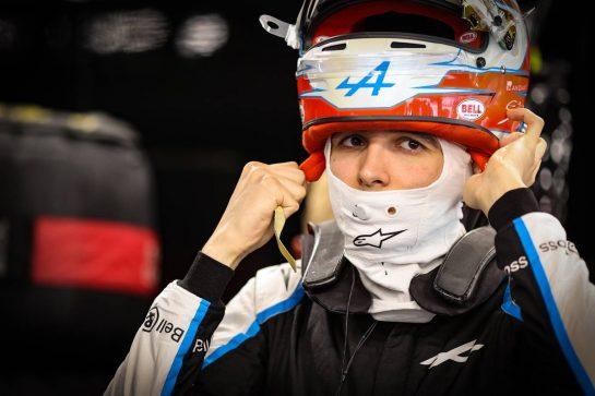 Esteban Ocon (FRA) Alpine F1 Team. 30.07.2021. Formula 1 World Championship, Rd 11, Hungarian Grand Prix, Budapest, Hungary, Practice Day. - www.xpbimages.com, EMail: requests@xpbimages.com © Copyright: Charniaux / XPB Images