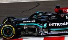 Lewis Hamilton (GBR) Mercedes AMG F1 W12. 30.07.2021. Formula 1 World Championship, Rd 11, Hungarian Grand Prix, Budapest