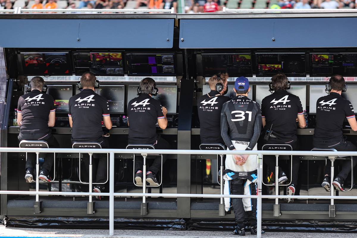 Hungarian GP: Saturdays action in pictures