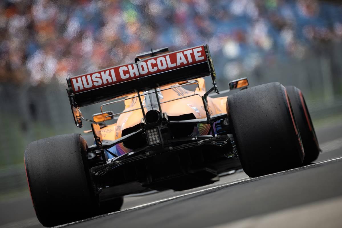 Daniel Ricciardo (AUS) McLaren MCL35M. 31.07.2021. Formula 1 World Championship, Rd 11, Hungarian Grand Prix, Budapest,