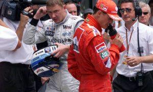 Haug had 'secret' plan to pair Schumi and Hakkinen at McLaren