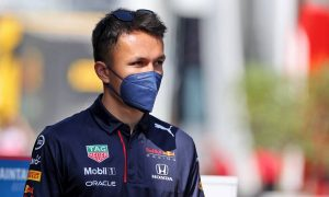 Albon short-listed by Nissan for Formula E campaign
