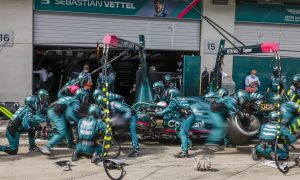 Aston Martin staff growth still 'a work in progress' – Szafnauer