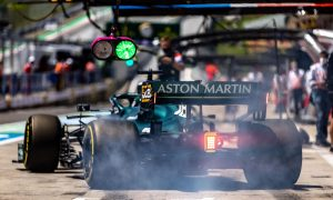 Stroll projects title fight for Aston Martin in 'four or five years'