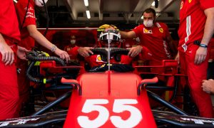 Sainz admits Ferrari 'went a bit backwards' on Friday