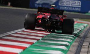 Ferrari breaks curfew to change Sainz's power unit