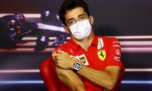 Leclerc reveals sim laps onboard 'very different' 2022 Ferrari