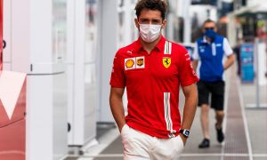 Leclerc has 'grown a lot' as a driver and person at Ferrari