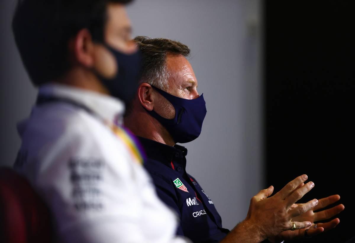 Horner: Stewards should be 'locked away' from team bosses