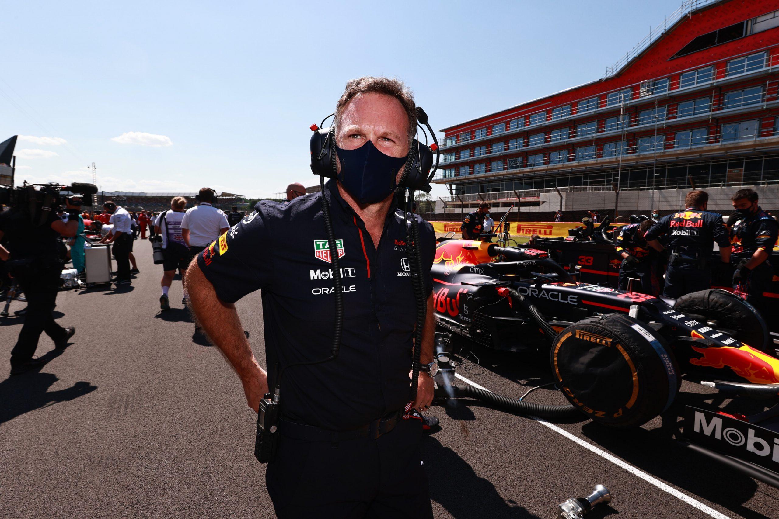 Horner puts hefty $1.8 million price on Verstappen crash!