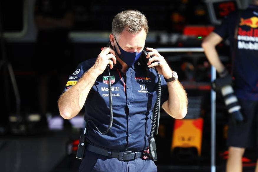 Horner 'surprised' by Mercedes comments, vows to move on