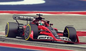 F1 to unveil at Silverstone full-scale model of 2022 car